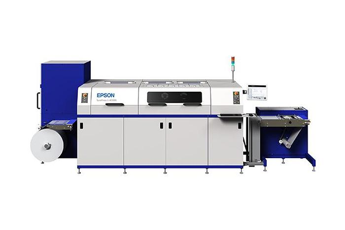 Used 2017 Epson L 4033 AW