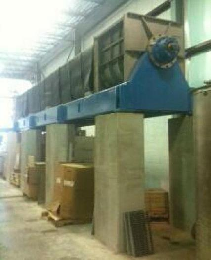 Used ANDRITZ DUPPS 3632 SCREW PRESS, 304 S/S RECONDITIONED