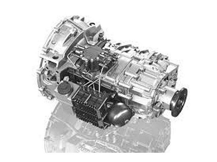 Used ZF 6AS1000 TO