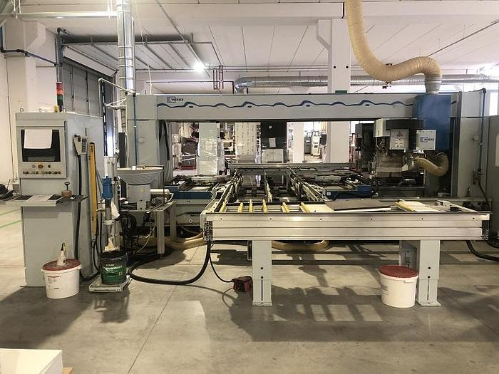 MFB012 Weeke Bht 500 foratrice / spinatrice automatica flessible