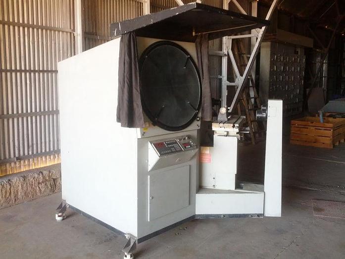 "Used 30"" Bridgeport Model PO-750-D Optical Comparator"