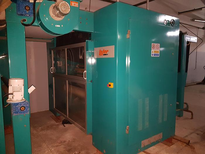 LAFER tubular compactor  machine