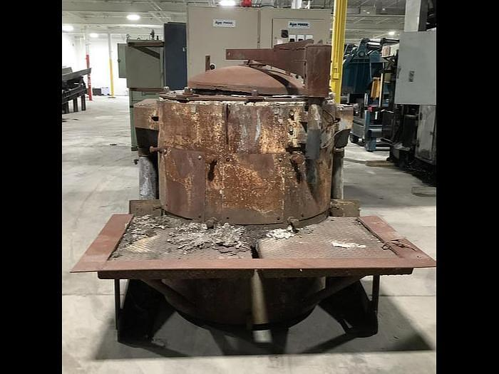 Used INDUCTOTHERM STEEL FURNACE