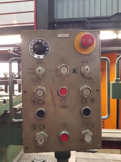 Tokarka PORĘBA TCG 160 x 5000