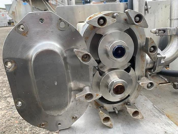 Wright Model 300 Positive Displacement Pump
