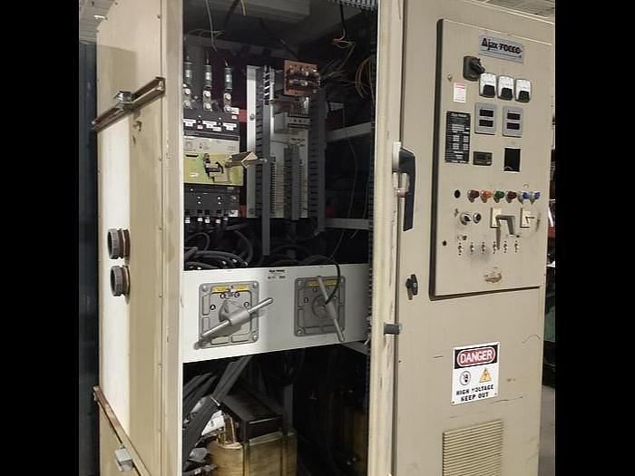 Used 2005 AJAX TOCCO E-20AP-56-A2N-A