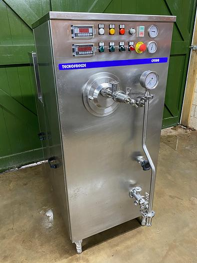 TECNOFREEZE CF200 CONTINUOUS FREEZER