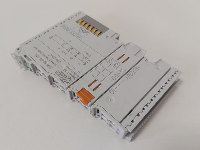 Gebraucht Inkremental-Encoder-Schnittstelle, 750-634, Wago gebraucht-Top