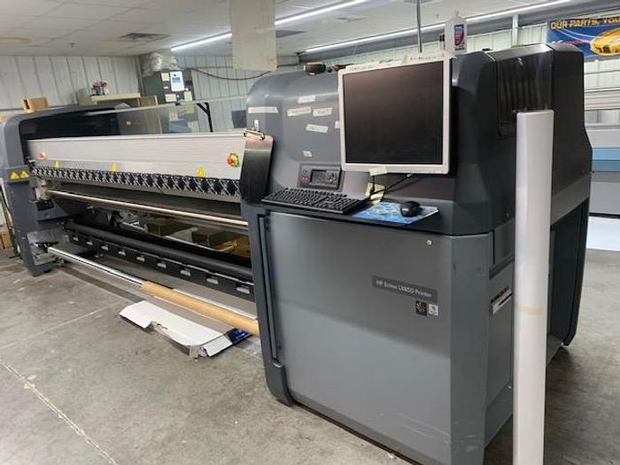Used 2011 HP Scitex Lx850