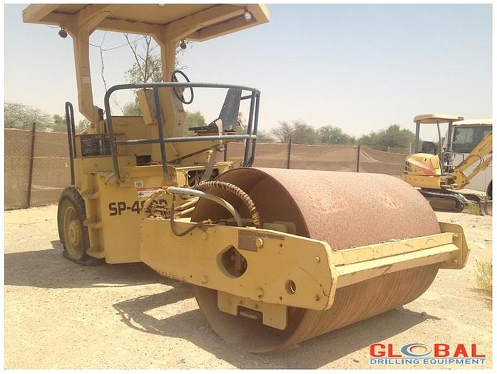 Used Item 0802 : 1988 Ingersoll-Rand SP48DD Roller