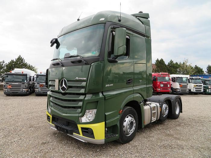 Meget god 2018 Mercedes Actros 2545 6x2/2 Euro 6