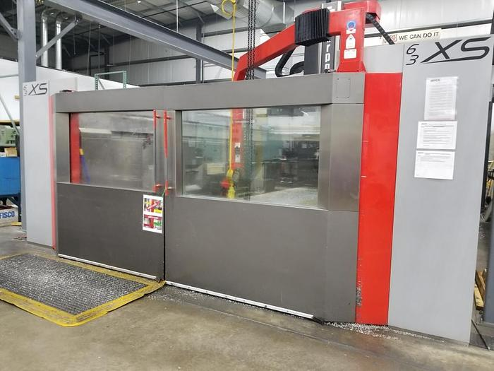Parpas XS-63 (5-Axis) Gantry mill (2013)
