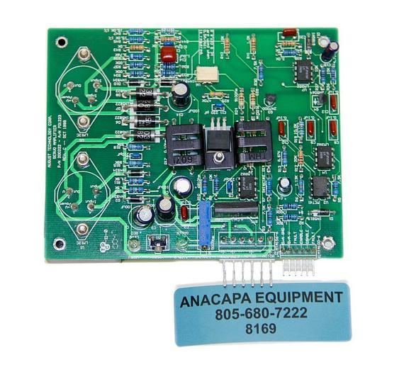 Used August Technology Corp 200222 Servo Amplifier Rev. C  (8169)W