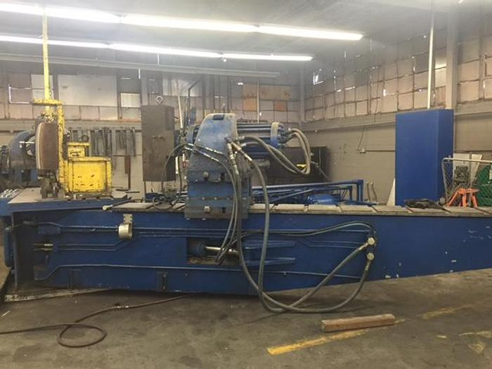 Hufford A-12 Stretch forming press