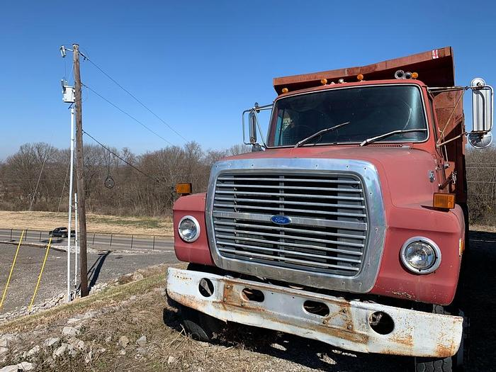 Used 1985 FORD L9000