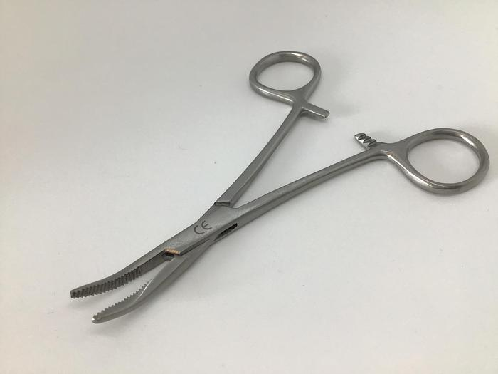 Forceps Artery Dunhill Curved 125mm (5in)