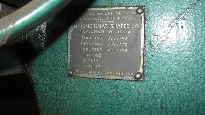 Cincinnati 10' Mechanical Press Brake with Dies 90 Ton