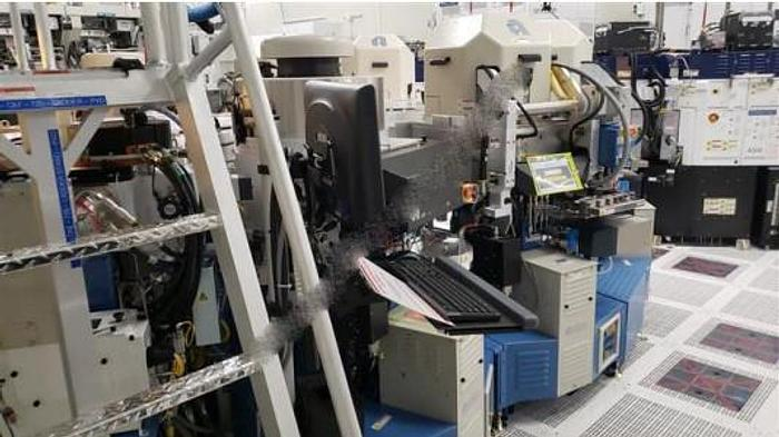 Used Applied Materials Endura II Front-End Metallization