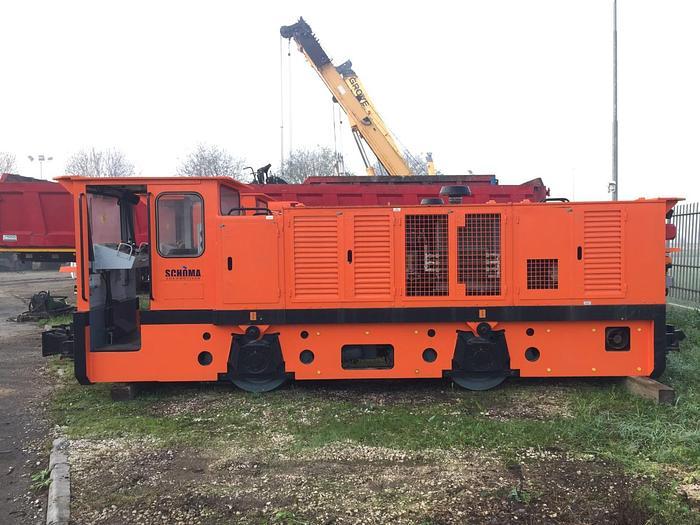 Ristrutturato 2004 SCHÖMA CFL-180 DCL