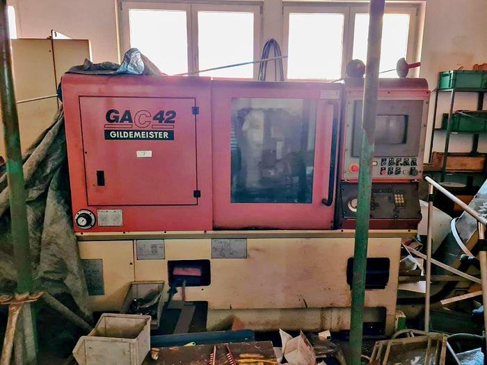 Used Gildemeister GAC 42 - 1991