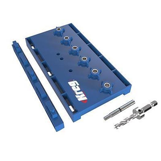 "Shelf Pin Jig with ¼"" (6mm) Drill Bit"