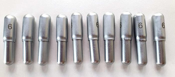 Used Saurer Allma capsule
