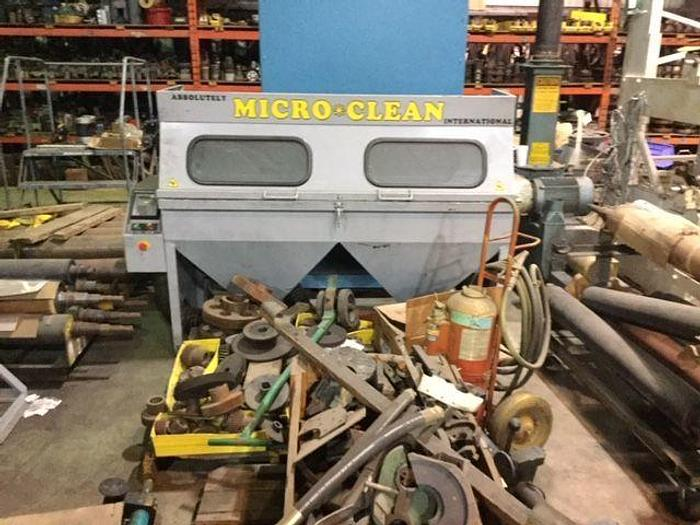 """Used 60"""" WIDE MAICON ANILOX CLEANER"""
