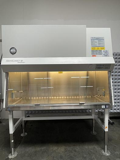 Used Baker SterilGARD III  SG603A - Class II Type A2 Biological Safety Cabinet