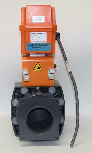 "Used George Fischer +GF+ Type EA30 d90DN80 3"", 199.108.945  Actuator, DN80 (8733)W"