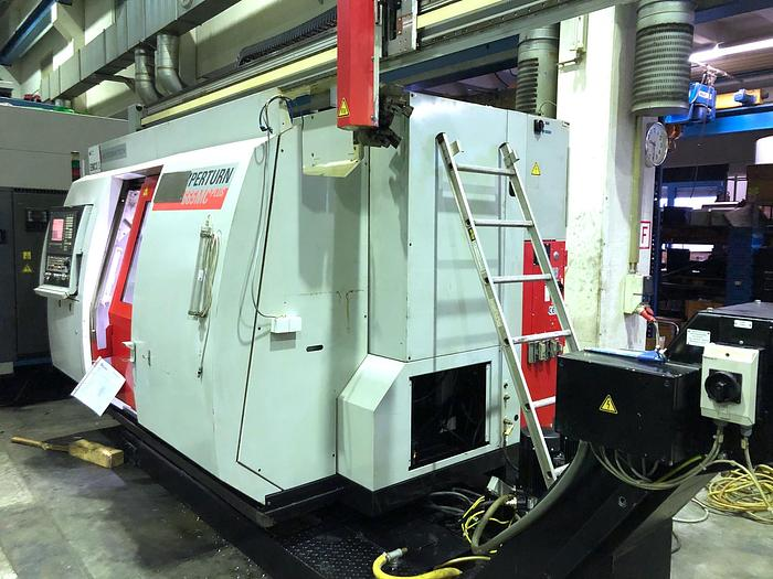 2006 CNC Drehmaschine EMCO HYPERTURN 665 MC