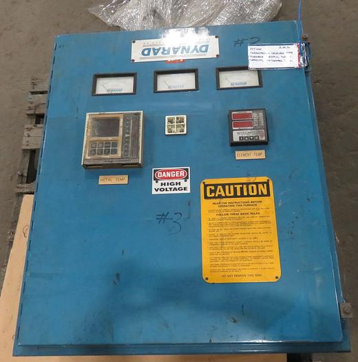 2004 THERMTRONIX LRS-900 ELECTRIC RESISTANCE FURNACE 900#