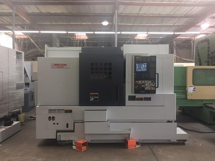 Mori Seiki NL-2500sy/700 cnc multi-axis Turning Center