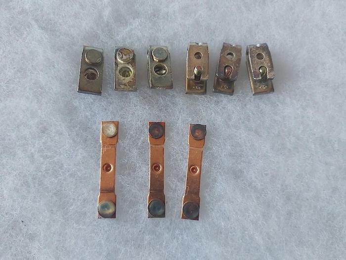 Hauptschaltglieder für 3TF, 3TYT460-0A, Siemens,  neu