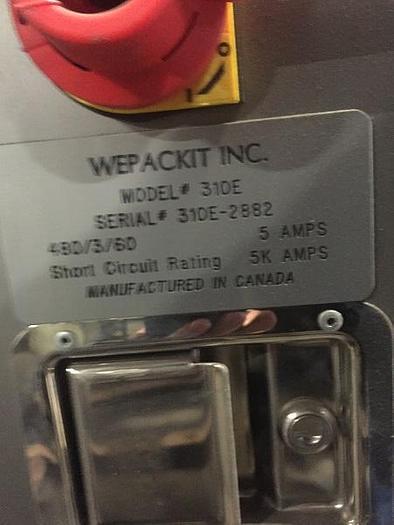 WePACKIT 310E CASE ERECTOR