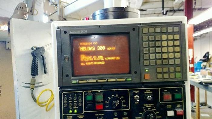 1993 Mighty COMET VMC-510P CNC VMC - Only $5000 - See video