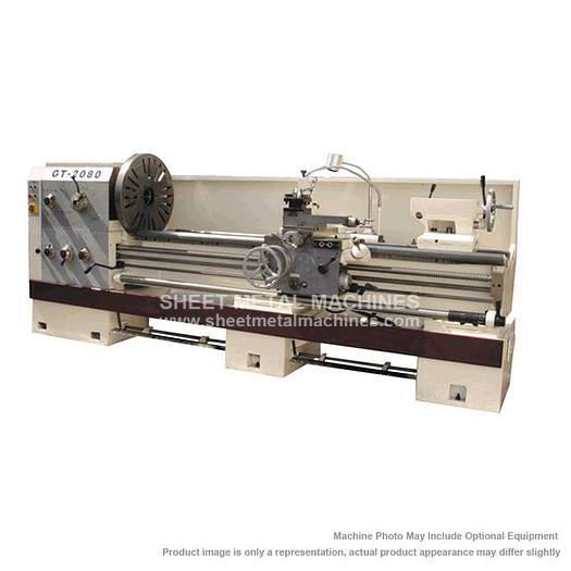 GMC Precision Gap Bed Lathe GT-2080