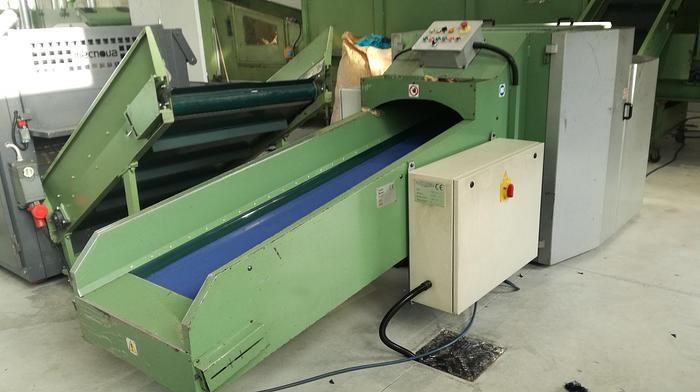 Used CUTTING MACHINE PUGGELLI