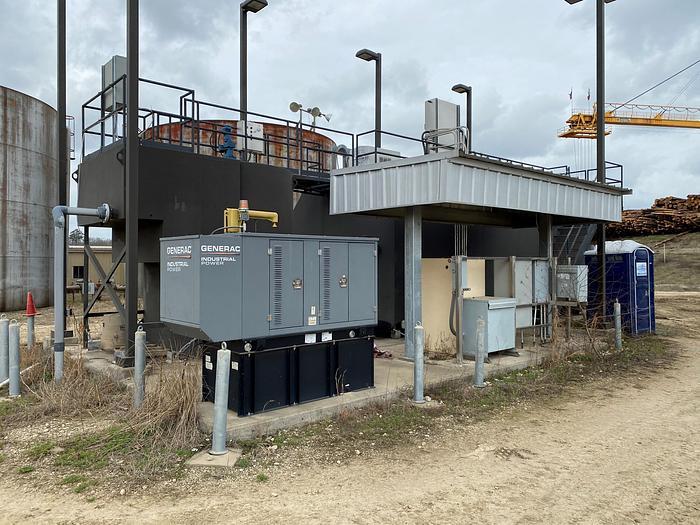 Used 2016 Ashbrook Simon-Hartley, Wastewater Treatment plant H-17M20-SUSHC