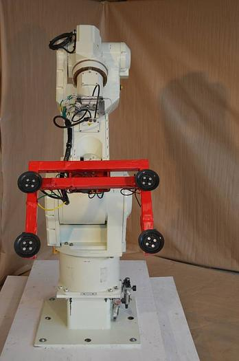 """used Kawasaki robot FS 030L with """"D+"""" (D Plus) controller"""