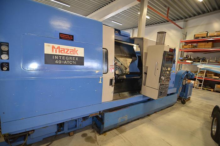 MS43 - Mazak INTEGREX 40 ATC