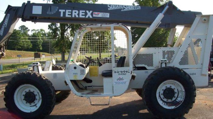 2001 TEREX SS-644C