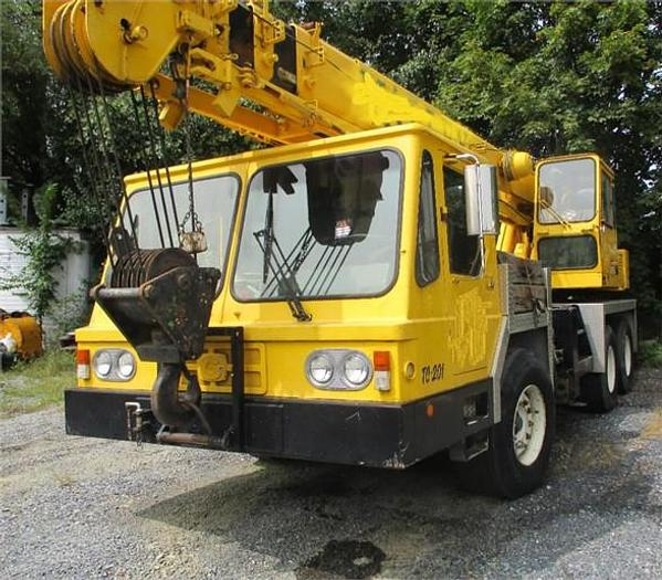 Used 1981 GROVE TMS180
