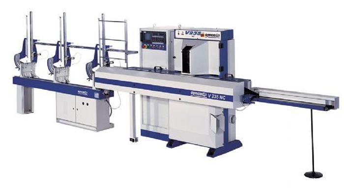 Omga V235 V-Cutting Systems