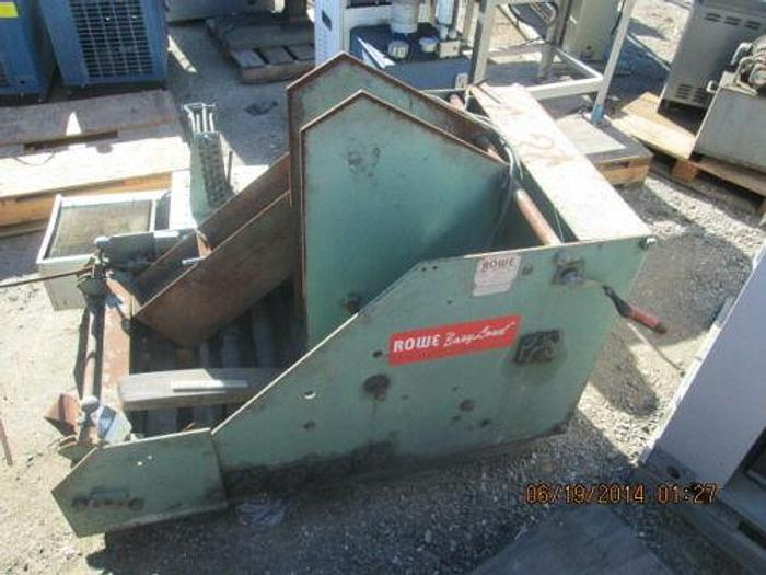 Used ROWE 2000 LBS. COIL CRADLE, MODEL 2020J PR