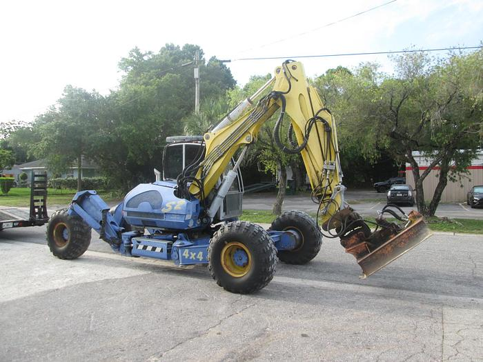 Used 2007 Kaiser S2-4 Walking Excavator