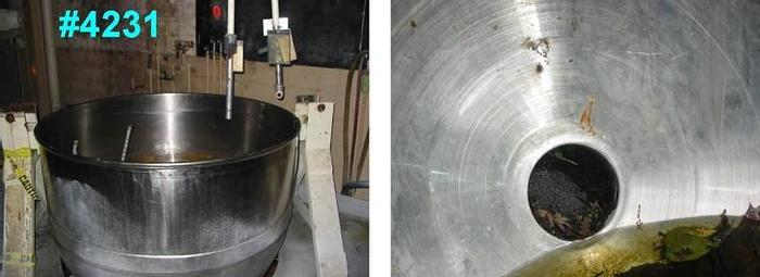 Used 400 GALLON LEE KETTLE – S/S – JACKETED