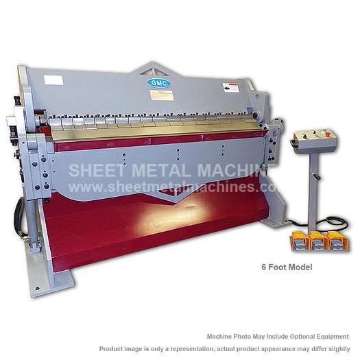 GMC Hydraulic Box & Pan Brake HBB-0410