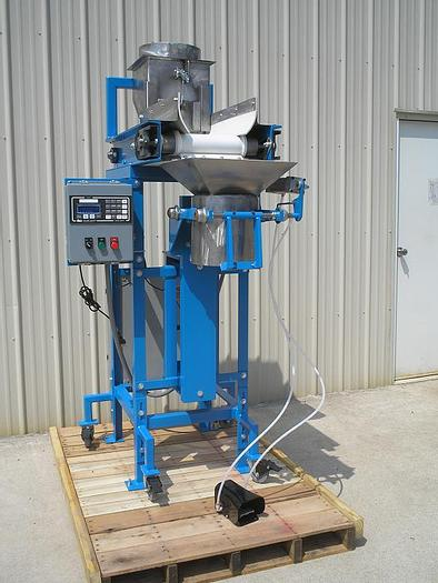 Used NEW OPEN MOUTH BAGGER WITH CONVEYOR FEED – UL – ELECTRONIC WEIGHING (#9799)