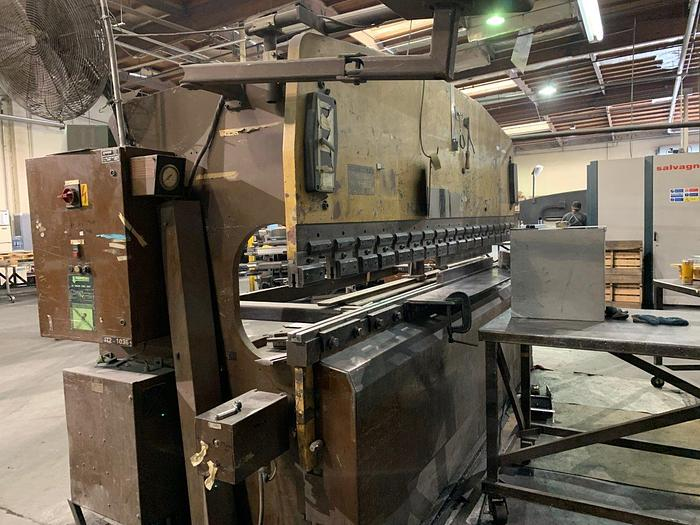 110 Ton x 13' Promecam Hydraulic Press Brake