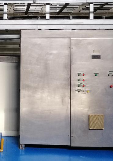 Fiamma 2m wide tunnel oven